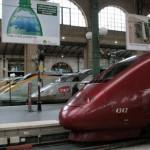 Llegar a París en tren