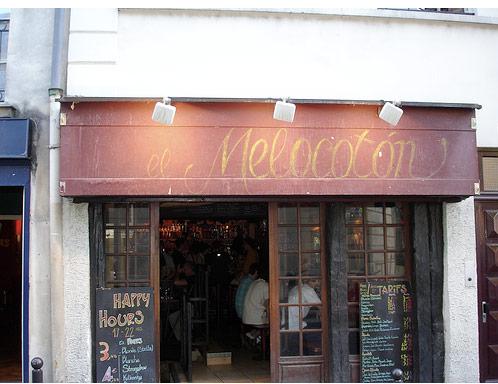 Le Melocoton Bar