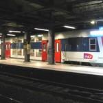 RER en París