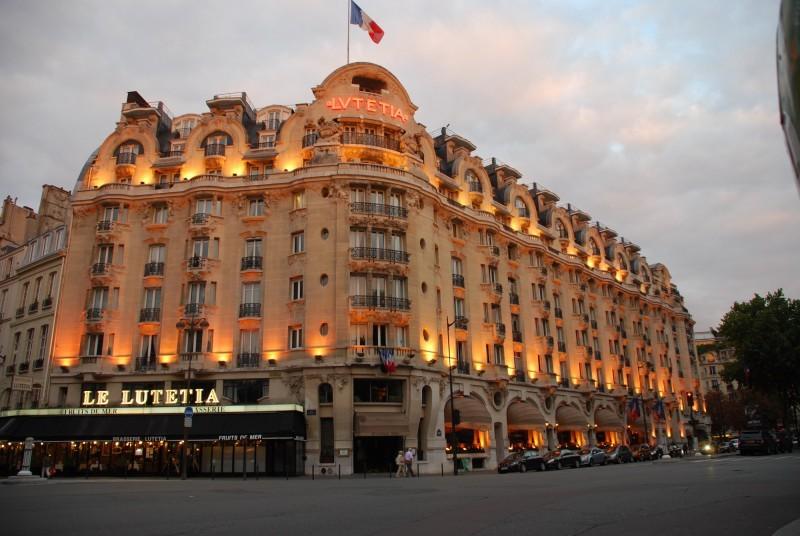 Hotel Lutétia Paris