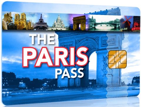 Paris Pass Tarjeta turítica y de descuentos de Paris. Muévete por París de la mejor forma.