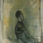 Giacometti y los etruscos, exhibición de arte