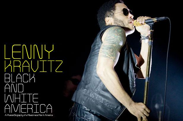 Lenny Kravitz en París el 29 de noviembre