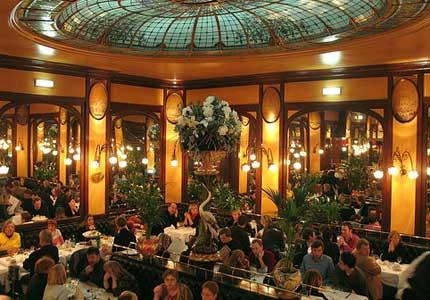 Brasserie Bofinger, un restaurante clásico en París
