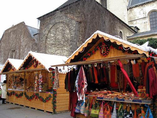 La Aldea del Padre Navidad en St-Germain
