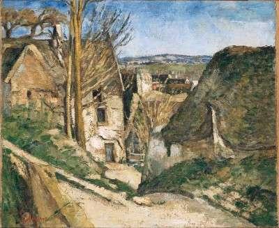 Exposición de Cezánne en el Museo de Luxemburgo