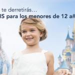 Promoción para niños en Disneyland® Paris